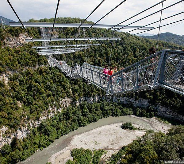 Мост Скайпарка